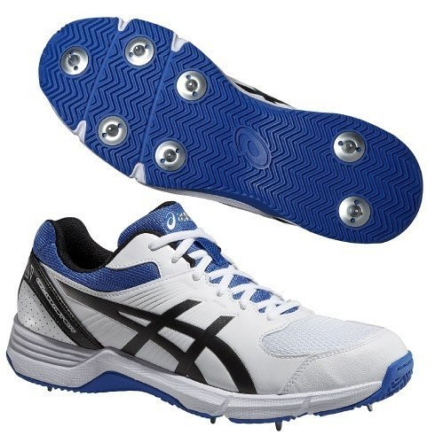 Asics Gel 100 Not Out Junior Cricket Shoes