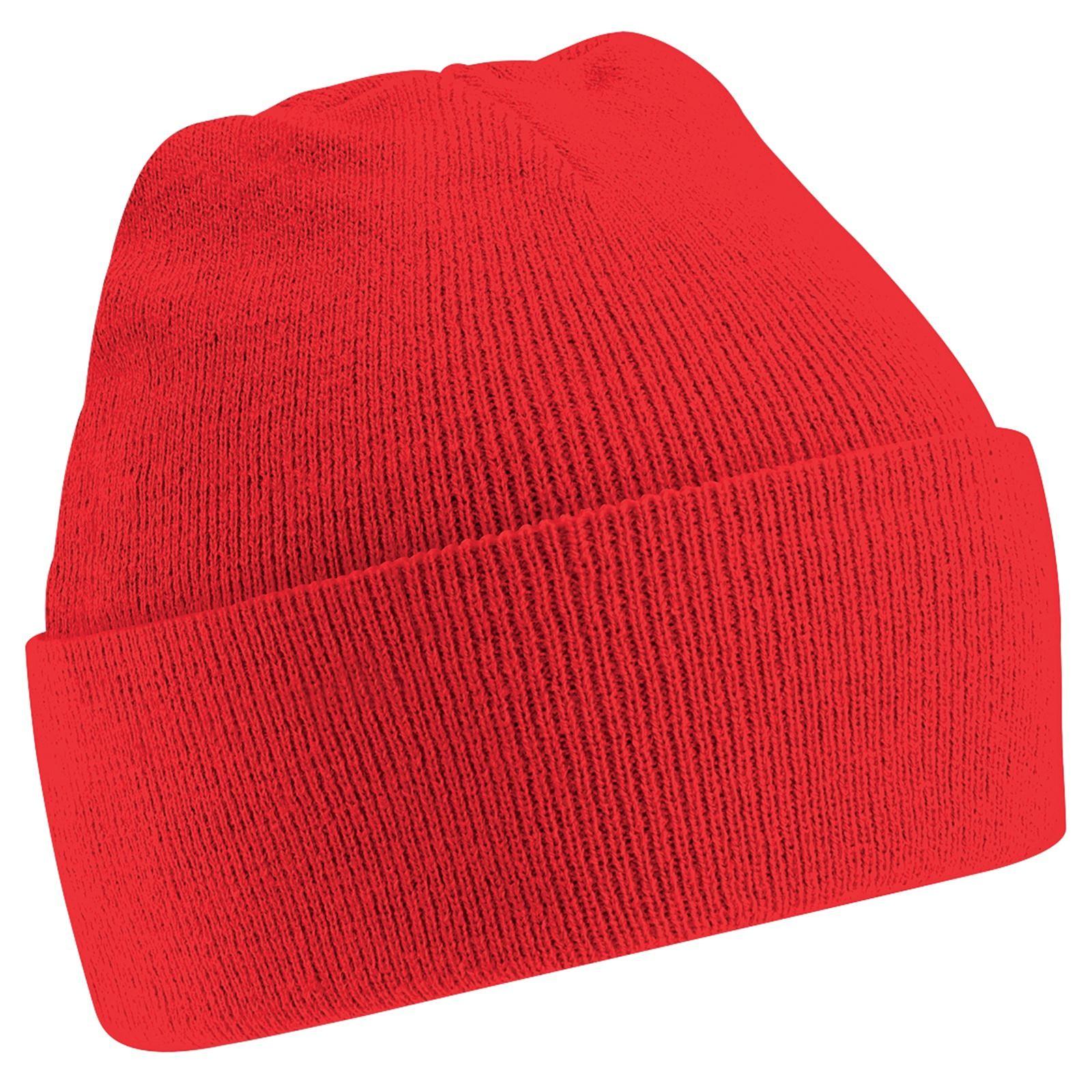 Altofts CC Red Beanie