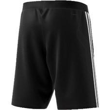 Aldridge CC Adidas Black Junior Training Shorts