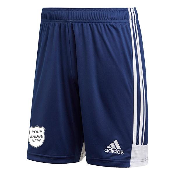 Beverley Town CC Adidas Navy Training Shorts