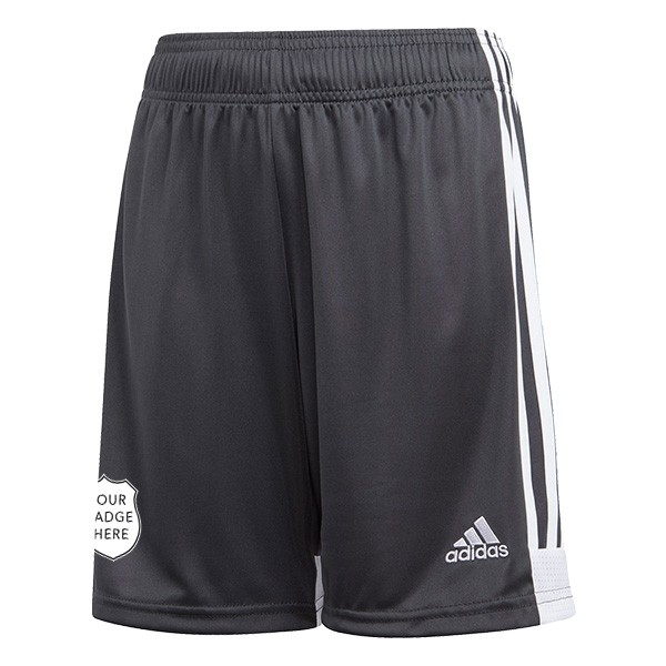 Mirfield CC Adidas Black Training Shorts
