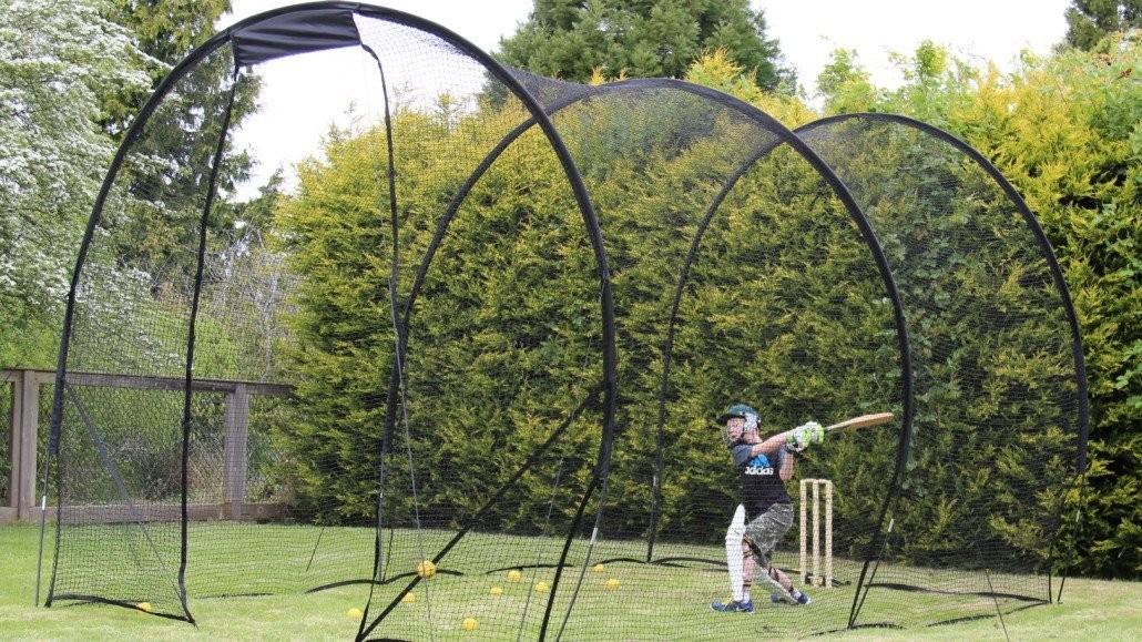 GS5 Home Ground Cricket Batting Net