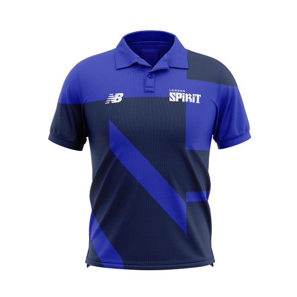 2021 New Balance London Spirit Junior Playing Shirt