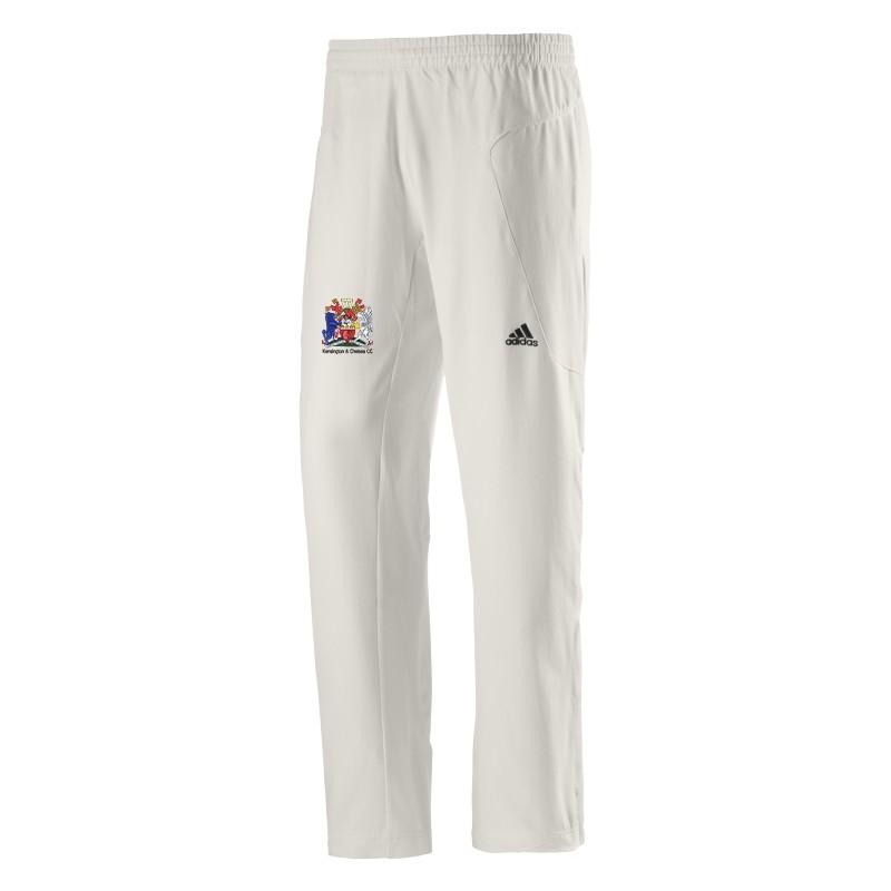Kensington & Chelsea CC Adidas Junior Playing Trousers