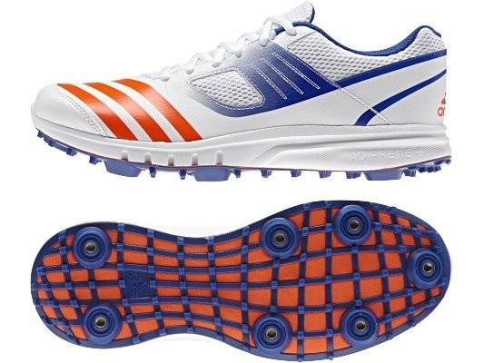 2016 Adidas Howzat Junior Full Spike V Cricket Shoes