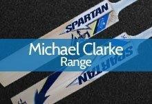 Spartan Michael Clarke Cricket Bats