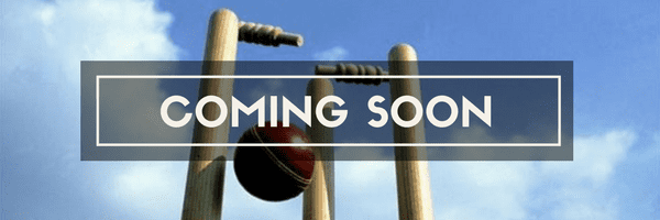 Cricket Coming Soon