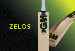 Gunn & Moore Zelos Cricket Bats