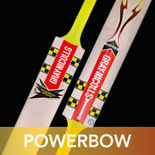 GN Powerbow Cricket Bats