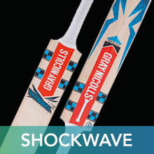 GN Shockwave Cricket Bats