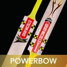 GN Powerbow Cricket Bats
