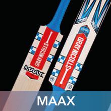 GN Maax Cricket Bats