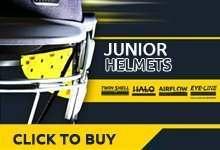 Masuri Junior Cricket Helmets